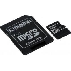 Kingston 32GB microSDXC + Adapter C10 SDC10G2/32GB