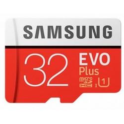Samsung EVO PLUS microSDHC 32GB UHS-I U1