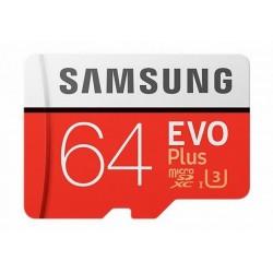 Samsung EVO PLUS microSDHC 64GB UHS-I U3