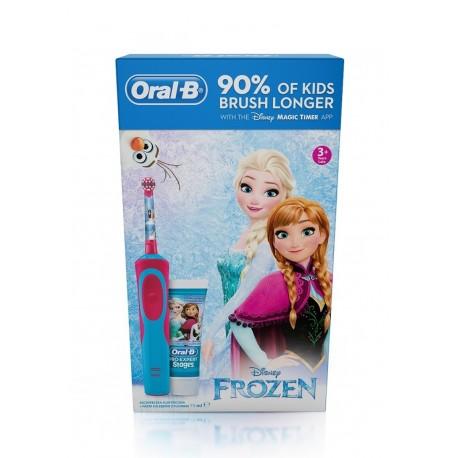 Oral-B Stages Power Frozen + pasta do zębów 75ml