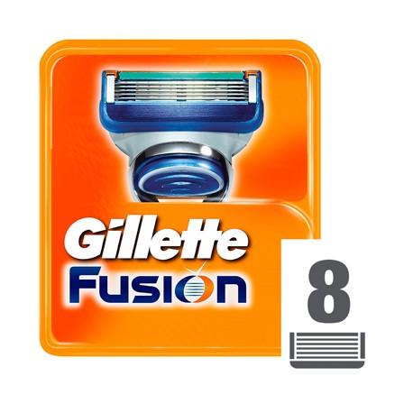 Gillette Fusion Ostrza do maszynki do golenia x4
