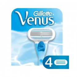 Gillette wkłady do golarki Venus - 4 sztuki