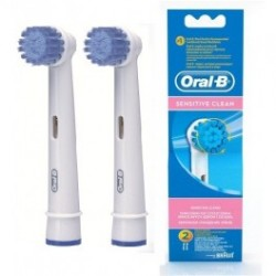 Oral-B Sensitive Clean Końcówki 2 sztuki