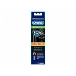ORAL-B Cross Action Black 8szt.