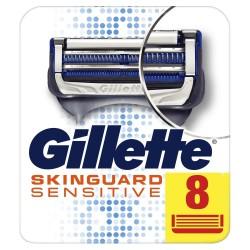 Gillette wkłady do maszynki Skinguard 8szt.