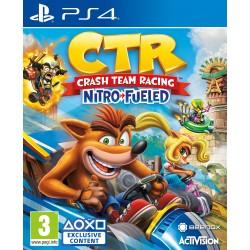 Crash Team Racing Nitro Fueled (Gra PS4)