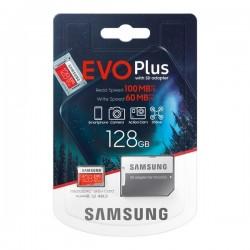 Samsung EVO PLUS microSDHC 128GB UHS-I U3