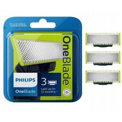 PHILIPS ONEBLADE QP230/50 Ostrze do maszynki x3