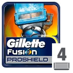 Gillette głowice wymienne ProShield Chill – 4 szt