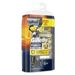 Gillette maszynka do golenia ProShield Flexball + 4 głowice