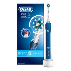 Oral-B PRO 2 2000 CrossAction
